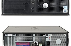 DELL OPTIPLEX 360  Intel Dual Core E6300 2.80GHz / 2048MB / 160GB / DVD / втора употреба